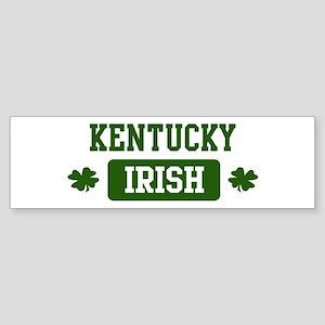 Kentucky Irish Bumper Sticker