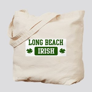 Long Beach Irish Tote Bag