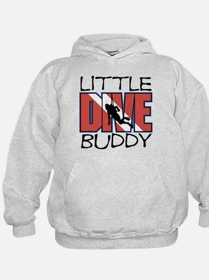 Little Dive Buddy Hoodie