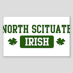 North Scituate Irish Rectangle Sticker