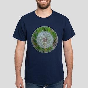 Fuzzy Dark T-Shirt
