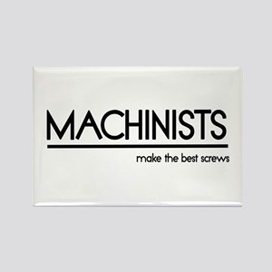 Machinist Joke Rectangle Magnet