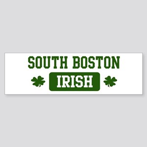 South Boston Irish Bumper Sticker