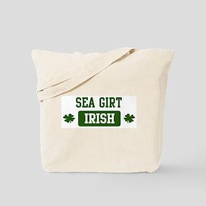 Sea Girt Irish Tote Bag