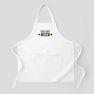 Sea Girt Irish BBQ Apron