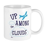 Up Among The Clouds Mug Mugs