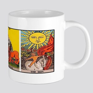 Tarot Spell For Good Health Mugs