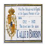 Single Bourbon St 4.5 in Tile