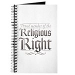 Proud Member of the Religious Right Journal