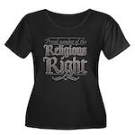 Proud Member of the Religious Right Women's Plus S