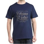 Proud Member of the Religious Right Dark T-Shirt