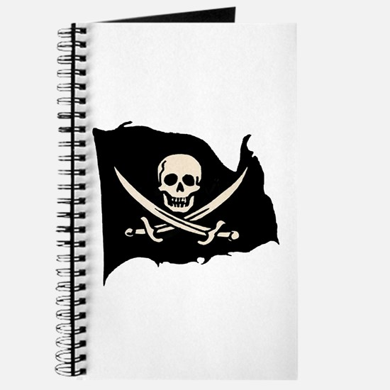 Calico Jack Pirate Flag Journal