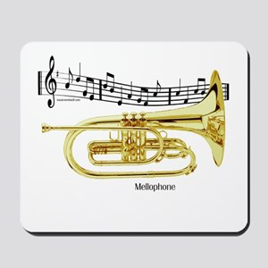 Mellophone Music Mousepad