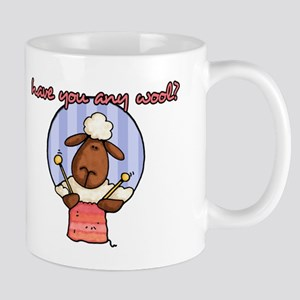 have you any wool ? Mug