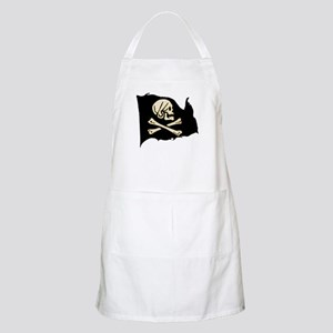 Henry Avery Pirate Flag BBQ Apron