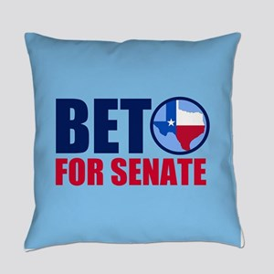 Beto Texas Senate Everyday Pillow
