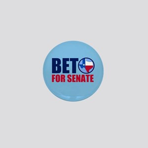 Beto Texas Senate Mini Button