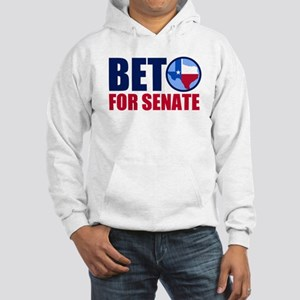Beto Texas Senate Hooded Sweatshirt