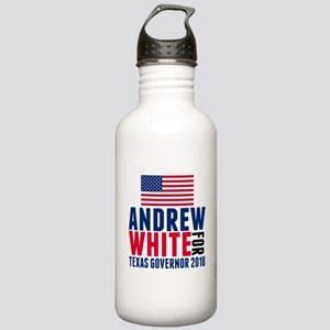 Andrew White 2018 Gove Stainless Water Bottle 1.0L