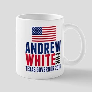 Andrew White 2018 Governor 11 oz Ceramic Mug