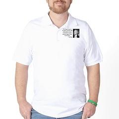 Thomas Jefferson 7 Golf Shirt