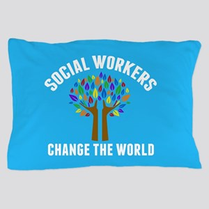 Social Work Quote Pillow Case