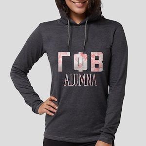 Gamma Phi Beta Alumna Womens Hooded Shirt