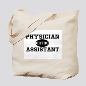 Orthopedic Physician Assistant Tote Bag