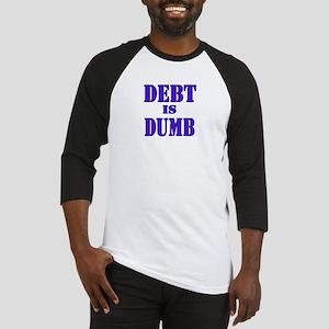 Debt Free Revolution Baseball Jersey