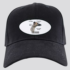 Greyhound FAQ Black Cap