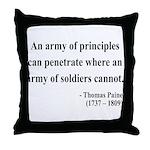 Thomas Paine 4 Throw Pillow
