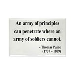 Thomas Paine 4 Rectangle Magnet (100 pack)