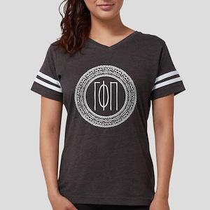 Gamma Phi Beta Medallion Womens Football Shirt