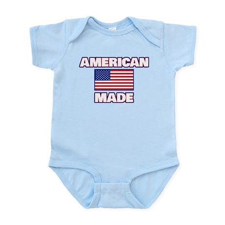 American made Baby Light Bodysuit