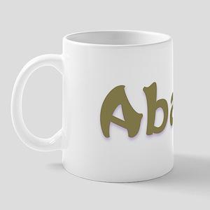 Abaco Mug