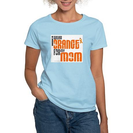 I Wear Orange For My Mom 6 Women's Light T-Shirt