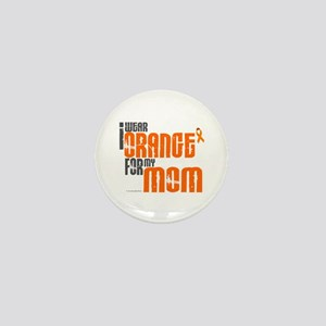 I Wear Orange For My Mom 6 Mini Button