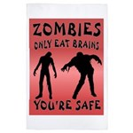 Zombies 4' X 6' Rug
