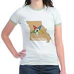 OES PWM - Missouri Jr. Ringer T-Shirt