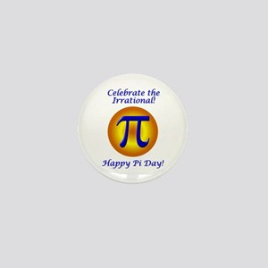 Pi Day Mini Button (10 pack)