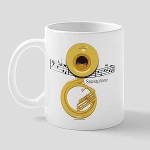 Sousaphone Music Mug