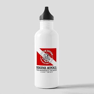 Bikini Atoll Water Bottle