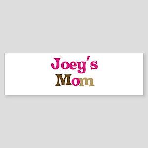 Joey's Mom Bumper Sticker