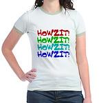 Howzit Jr. Ringer T-Shirt
