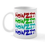 Howzit Mug
