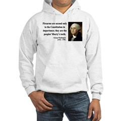 George Washington 12 Hoodie