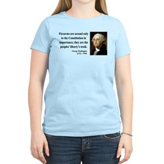 George Washington 12 Women's Light T-Shirt