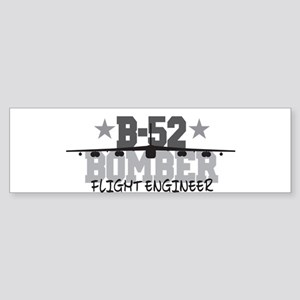 B-52 Aviation Flight Engineer Bumper Sticker