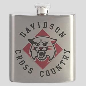 Davidson Cross Country Flask