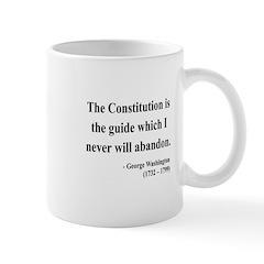 George Washington 4 Mug